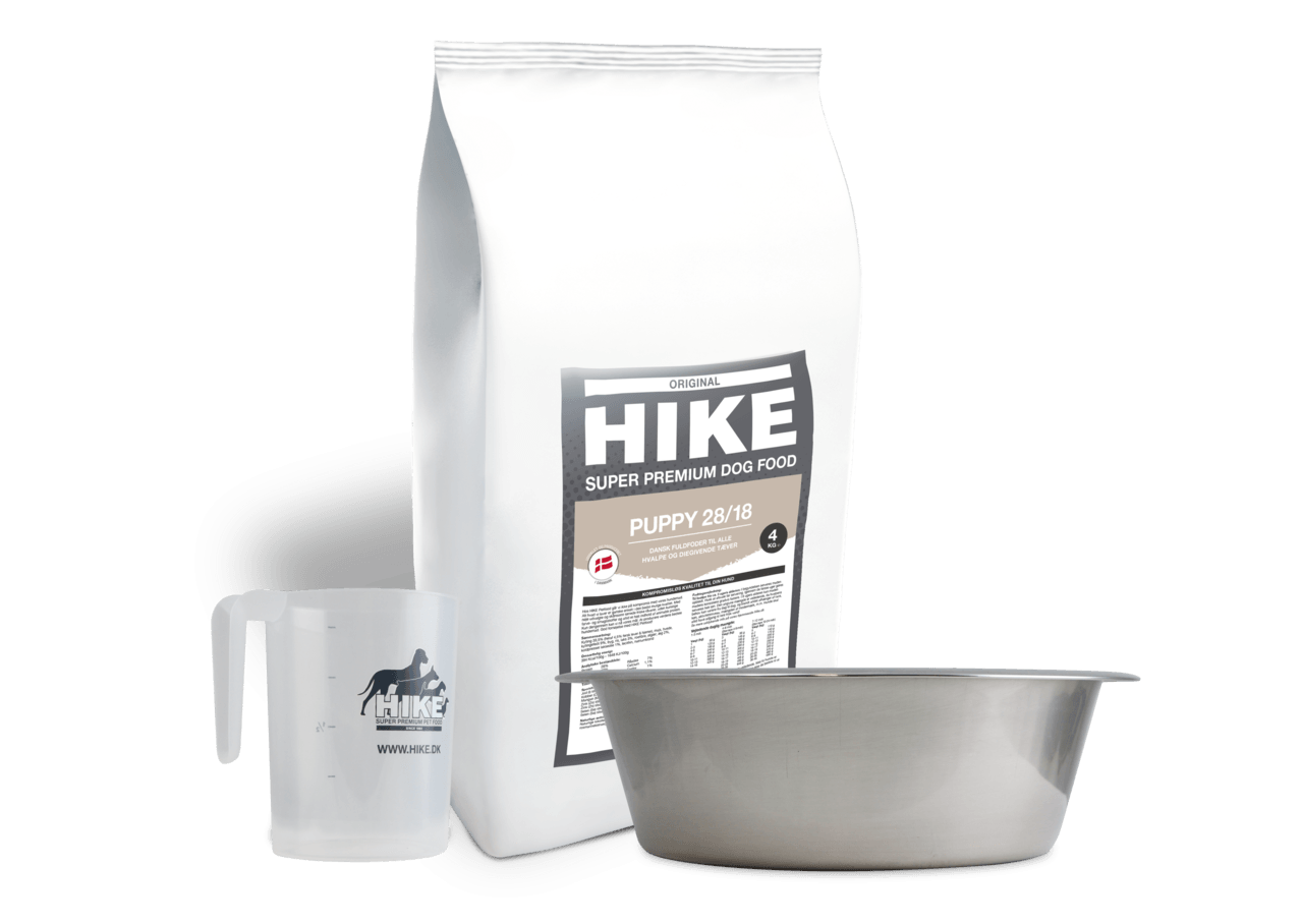 HIKE Original Hvalpepakke