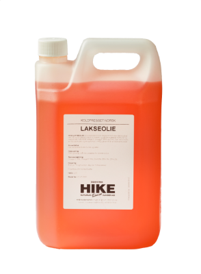 HIKE Lakseolie 2,5 l