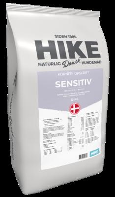 HIKE NATURE Sensitive 25/16 kornfri hundemad 12 kg