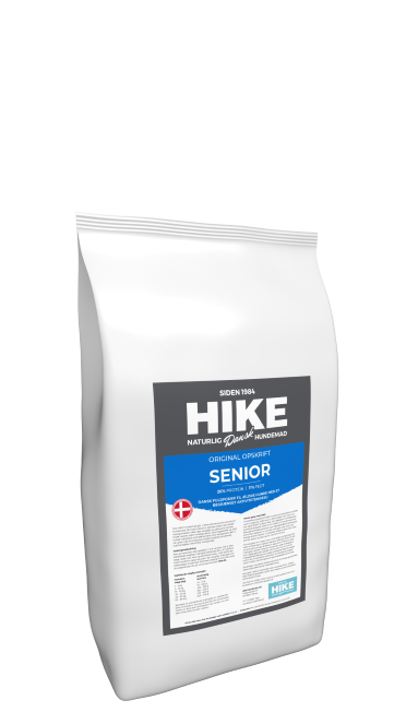 HIKE ORIGINAL Senior 26/11 hundemad 4 kg