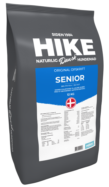 HIKE ORIGINAL Senior 26/11 hundemad 12 kg