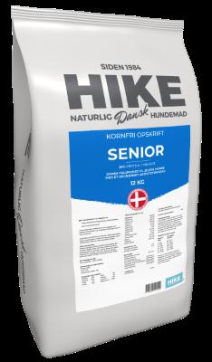 HIKE NATURE Senior 26/11 kornfri hundemad 12 kg